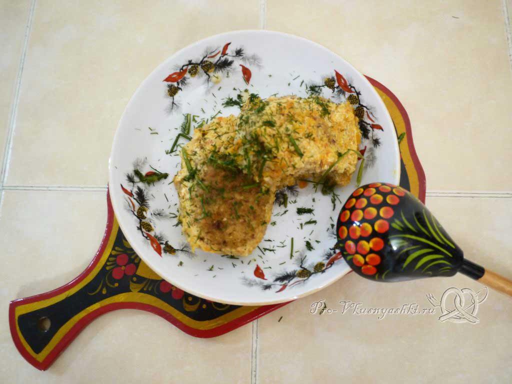 Ленивые голубцы - готовое блюдо