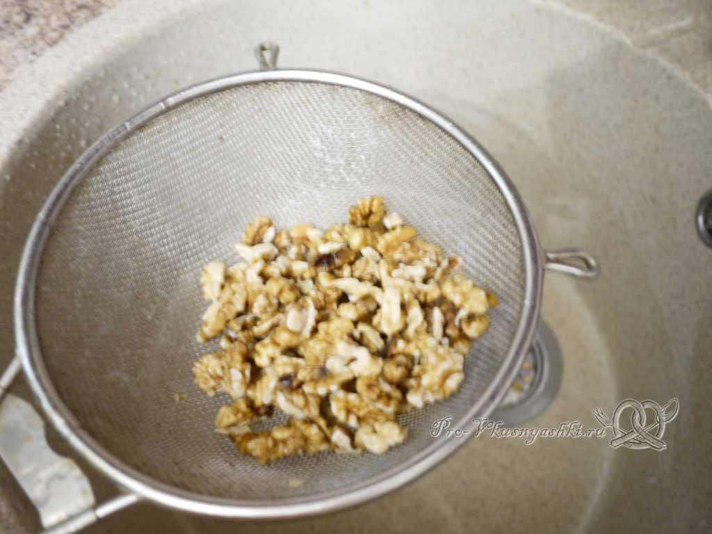 Суп Харчо в домашних условиях - орехи моем