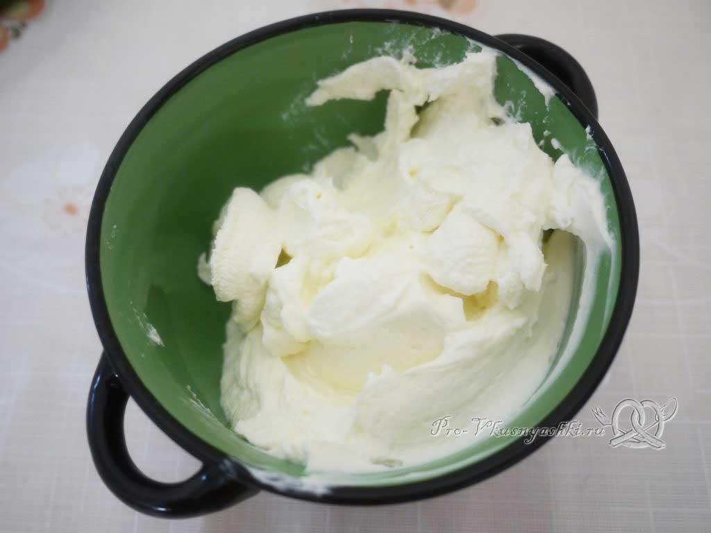 Сыр Филадельфия в домашних условиях - готовый сыр