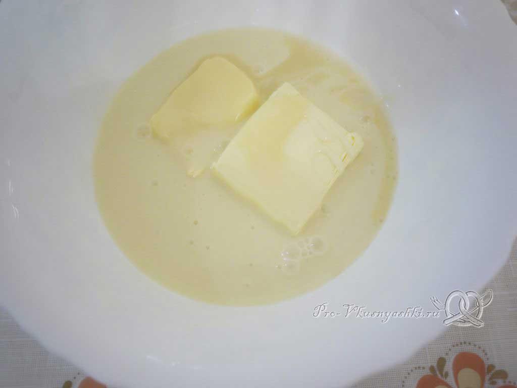 Торт «Любимчик Пашка» - масло и сгущенка