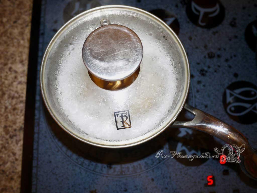 Постный грибной суп из сушеных грибов с перловкой - перловка варится