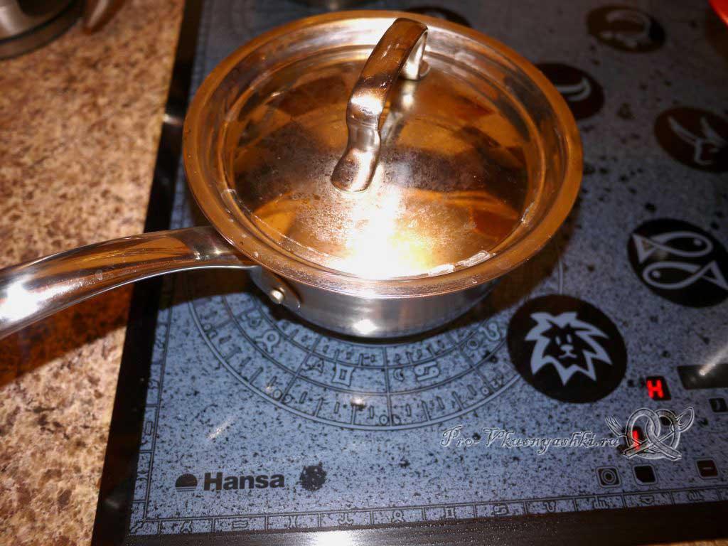 Рис с морепродуктами (Паэлья) - томим рис