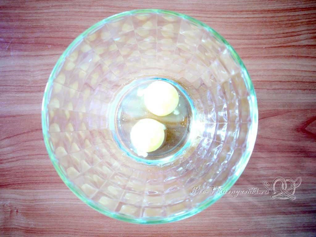 Адыгейский сыр в домашних условиях - яйца