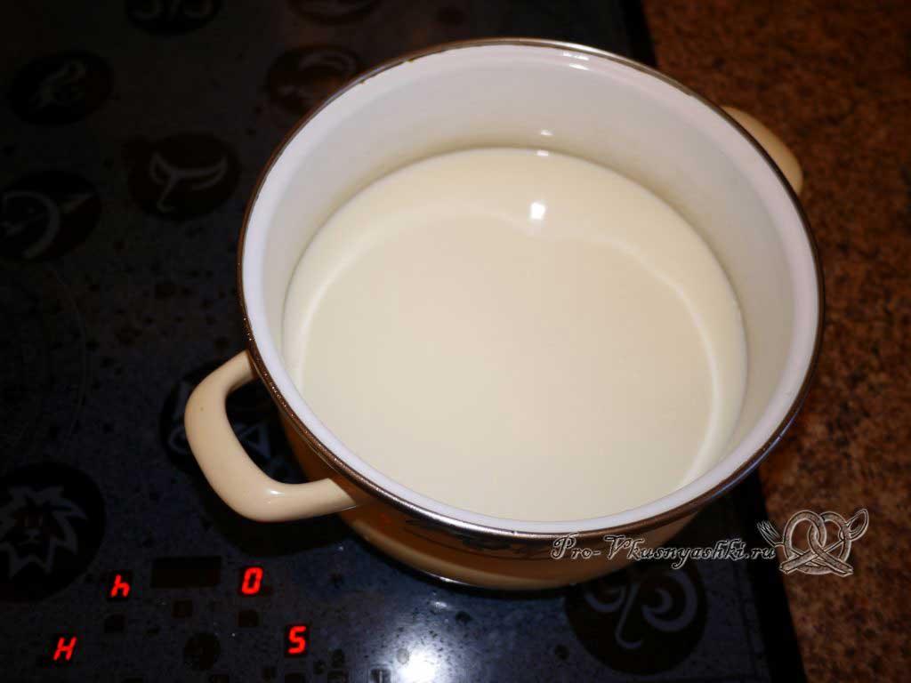Сыр из молока и сыворотки в домашних условиях - греем молоко