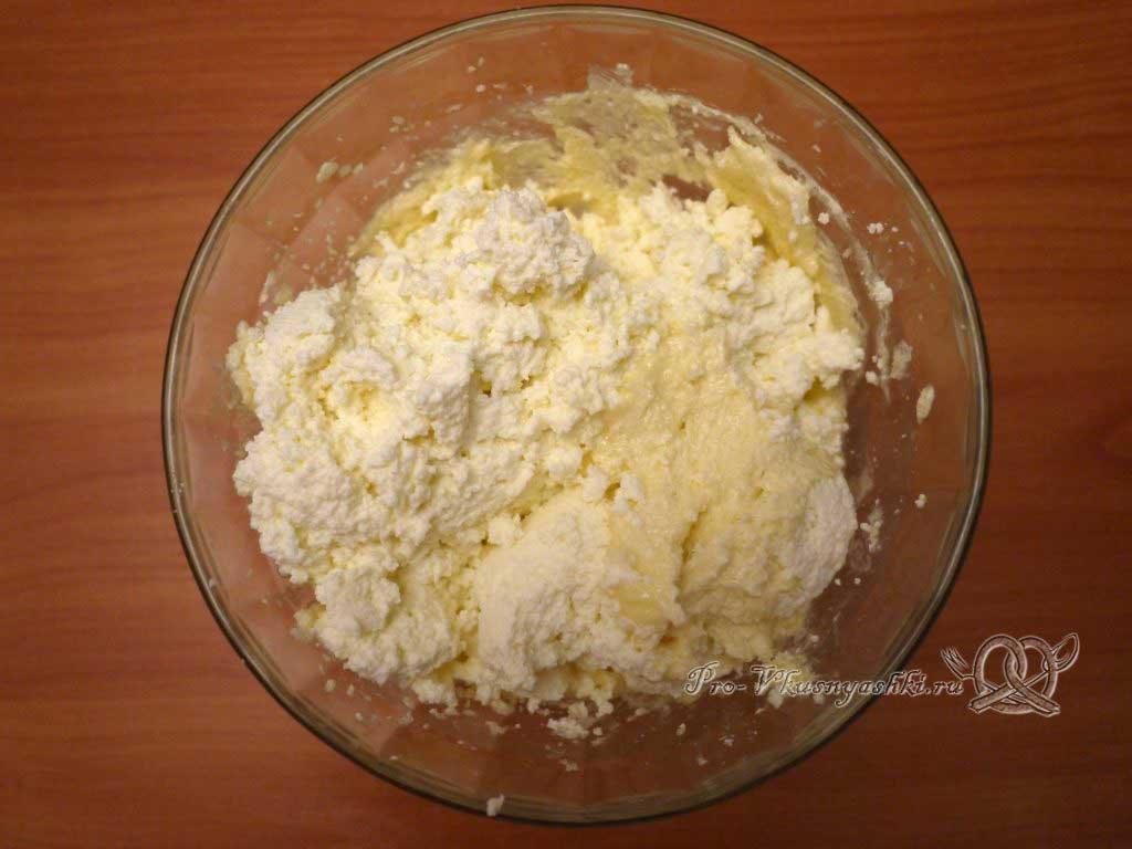 Королевская Пасха из молока - добавляем сладкое масло