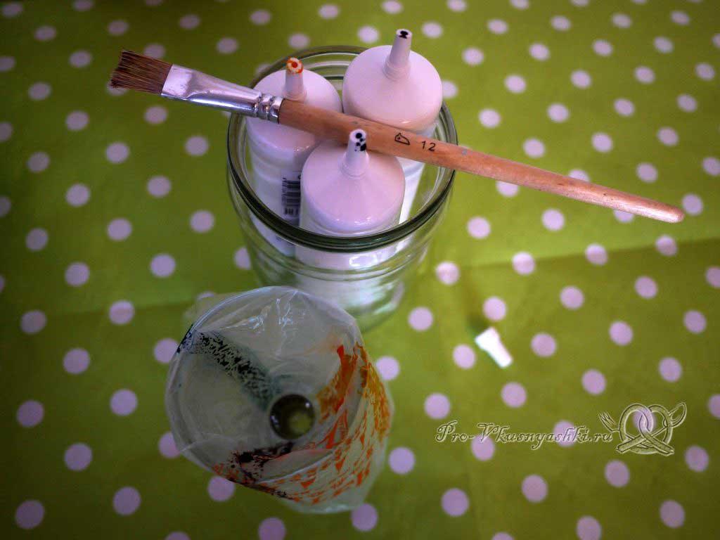 Меренга на палочке в домашних условиях - рисуем полоски красителем