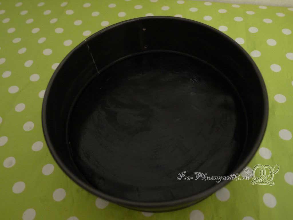 Кейк попсы со сгущенкой (картошка в шоколаде) - смазываем форму