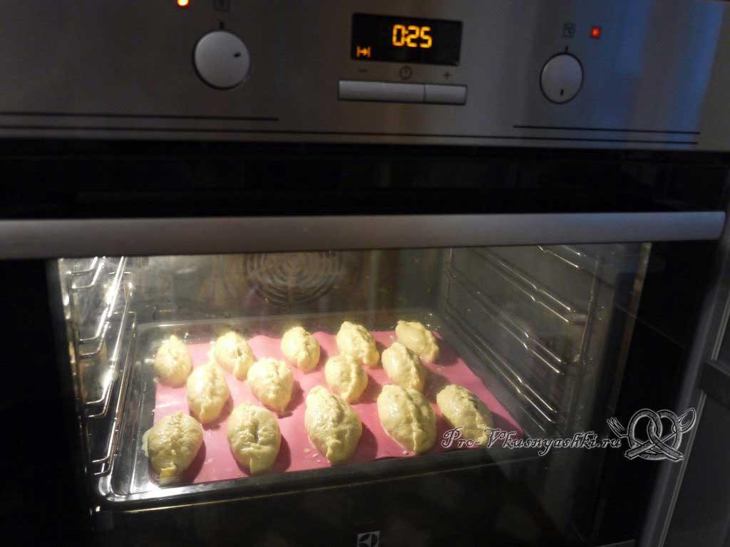Пирожки с щавелем - выпекаем пирожки
