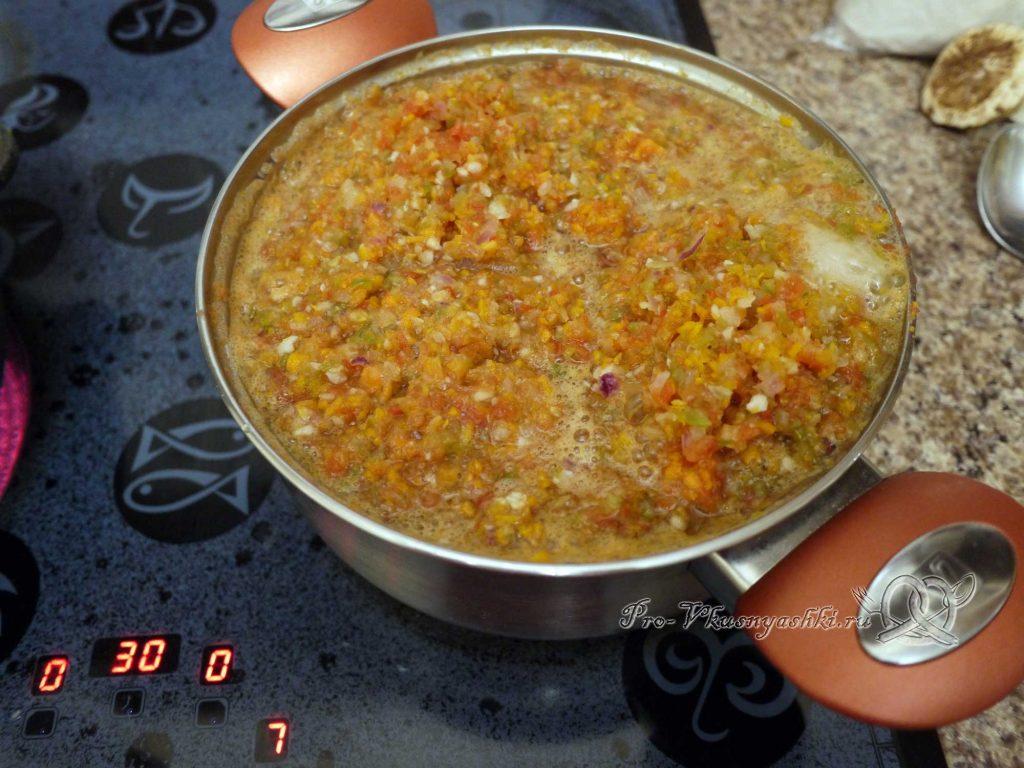 Аджика из помидоров, перца и чеснока на зиму - варим аджику