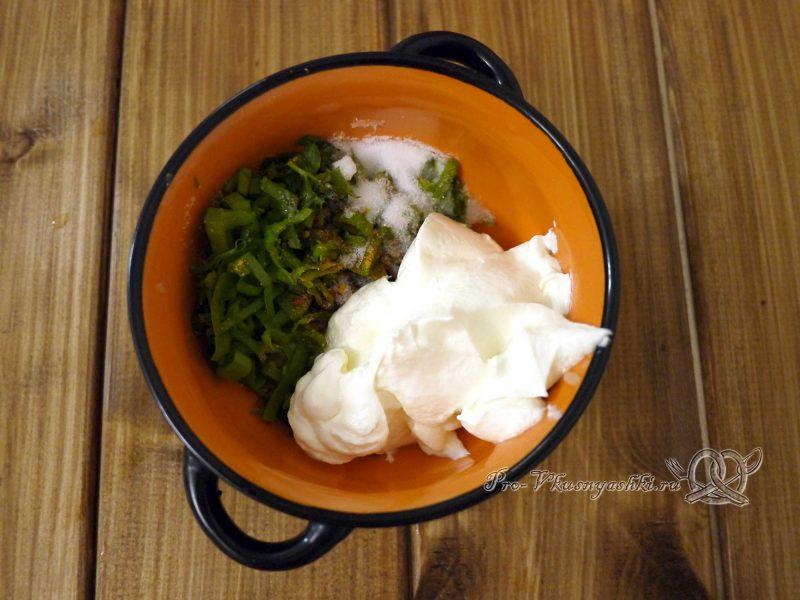 Картофель запеченный в духовке в фольге - готовим соус