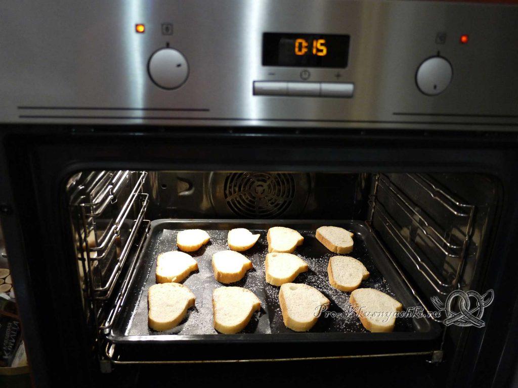 Сухари из белого хлеба в духовке - сушим сухари