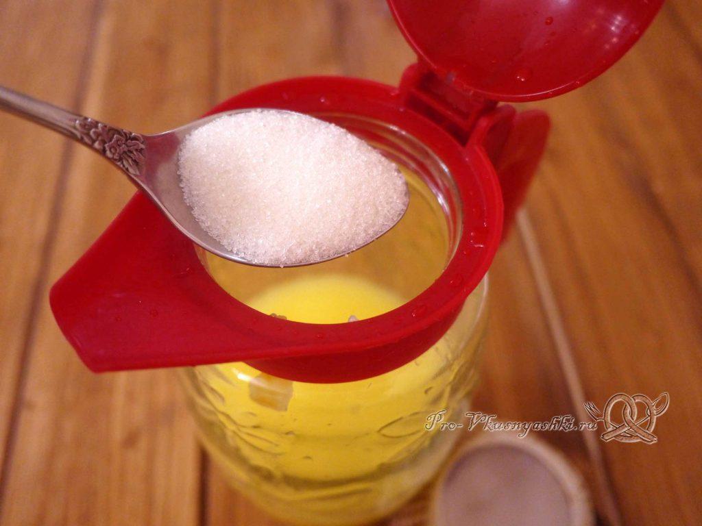 Домашний лимонад из апельсинов - добавляем сахар