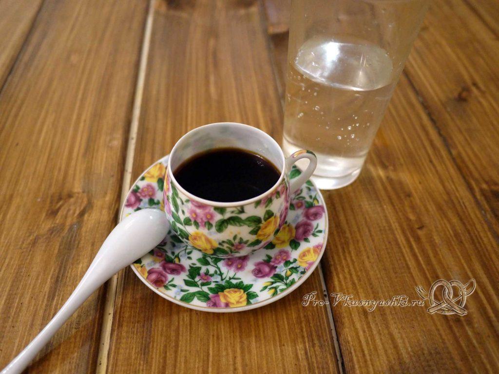 Как правильно сварить кофе в турке - готовый Эспрессо