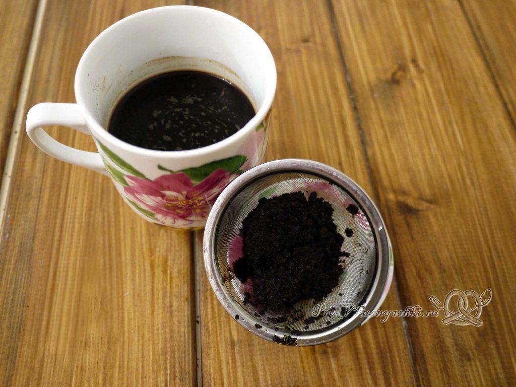Как правильно сварить кофе в турке - фильтруем