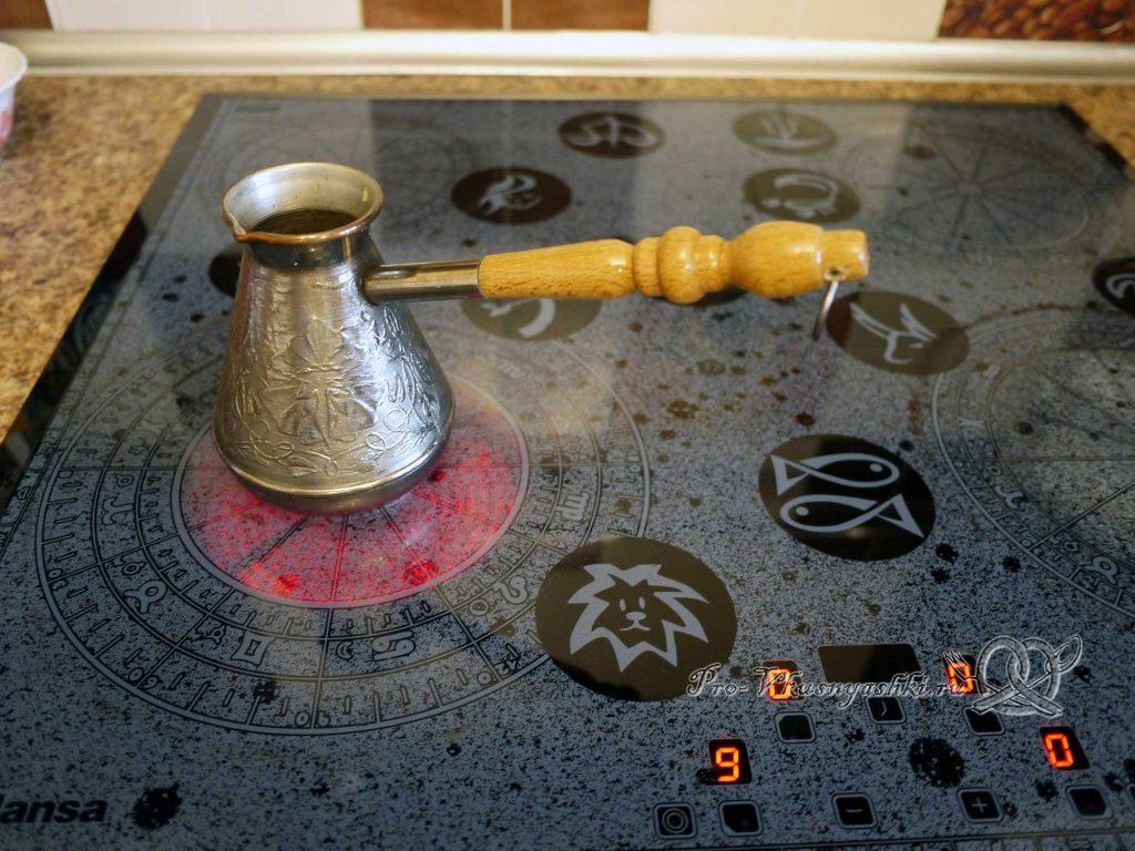 Безалкогольный глинтвейн в домашних условиях - нагреваем воду со специями