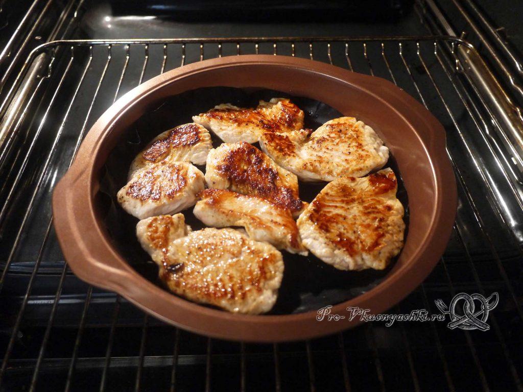 Грудки индейки запеченные в духовке с овощами - запекаем индейку