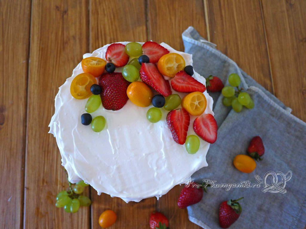 Торт «Ангел» - готовый торт