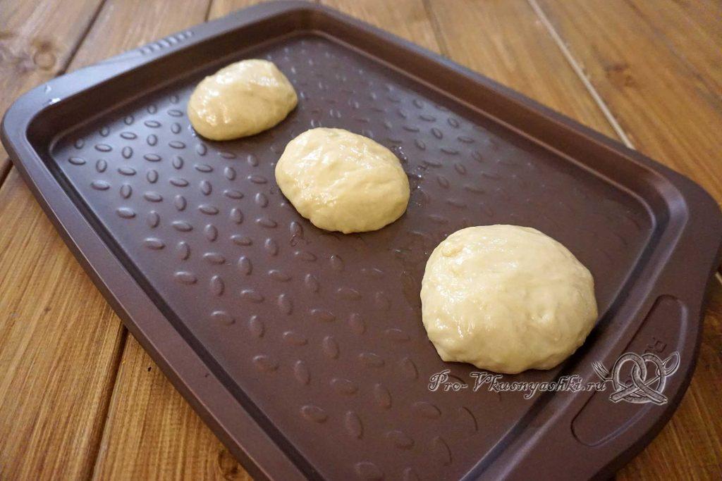 Булочки для бургеров в домашних условиях - формуем булочки