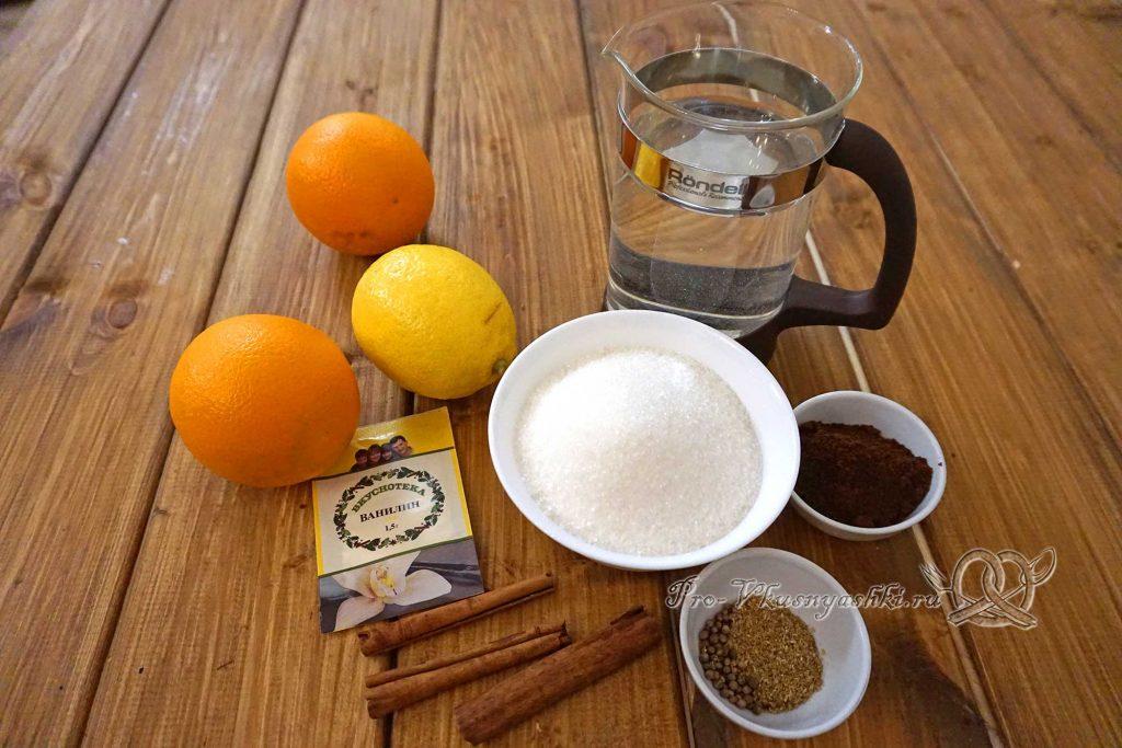 Домашняя «Кока-Кола» - ингредиенты