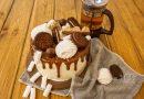 Торт «Молочная девочка» - готовый торт