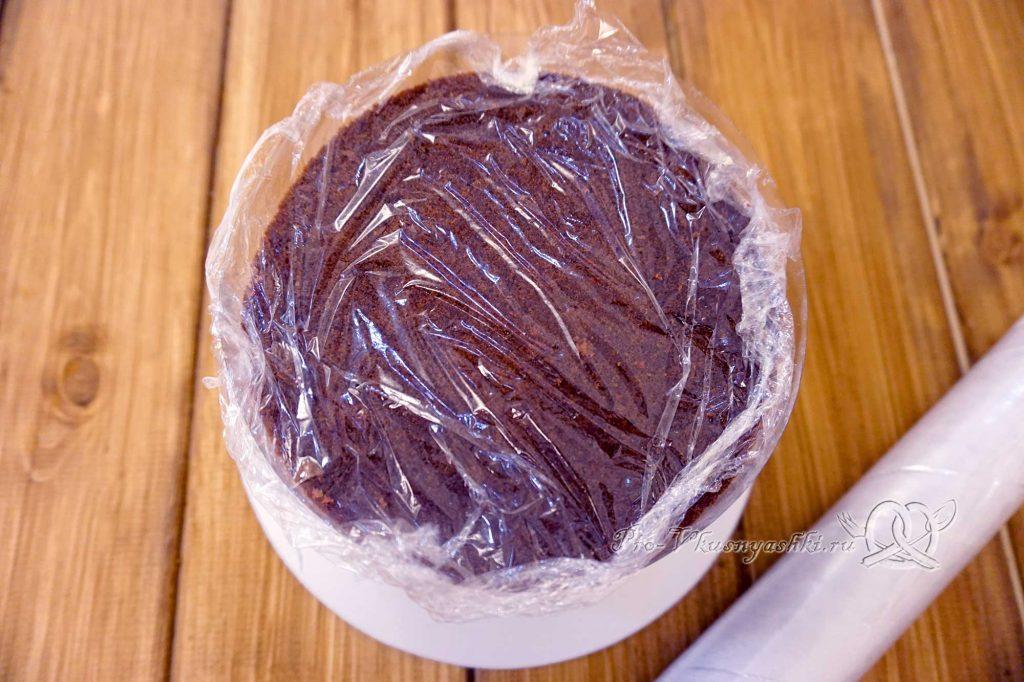 Торт «Красный бархат» - даем настоятся торту