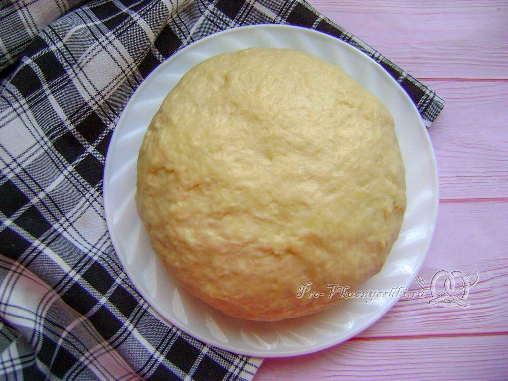 Эчпочмак по-татарски - тесто