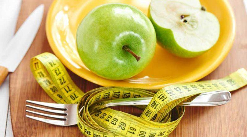 Меню на 1800 калорий для похудения - день второй