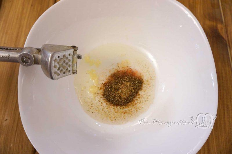 Форель на сковороде гриль - готовим маринад